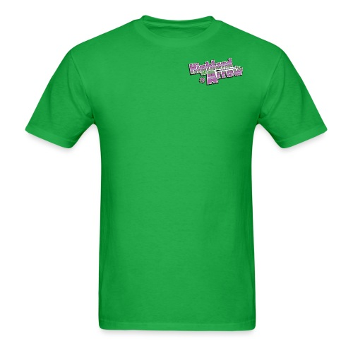 Men's HA Logo Tee - Men's T-Shirt