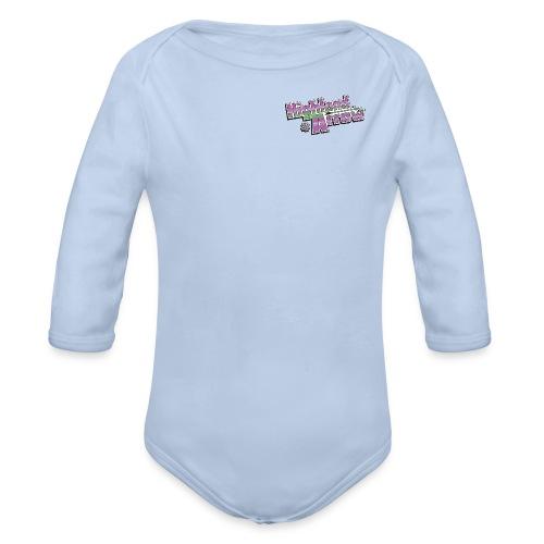 Men's HA Logo Tee - Organic Long Sleeve Baby Bodysuit