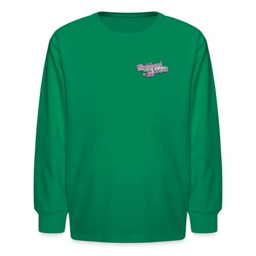 Men's HA Logo Tee - Kids' Long Sleeve T-Shirt