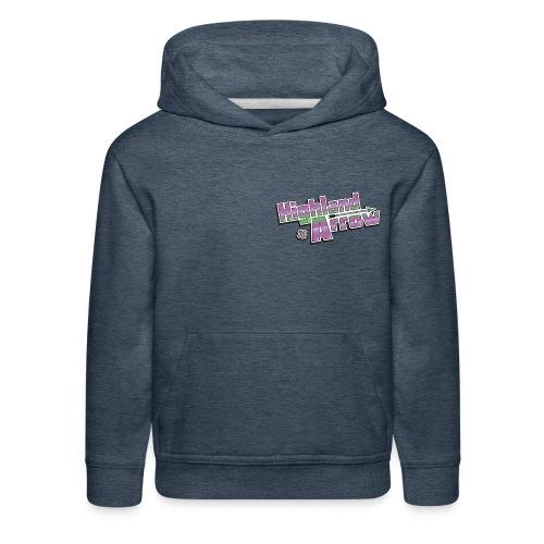 Men's HA Logo Tee - Kids' Premium Hoodie