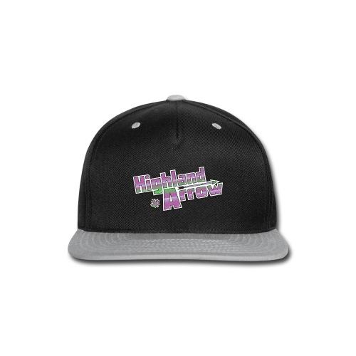 Men's HA Logo Tee - Snap-back Baseball Cap
