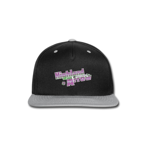 Men's HA Logo Tee - Snap-back Baseball Cap