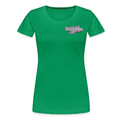 Men's HA Logo Tee - Women's Premium T-Shirt