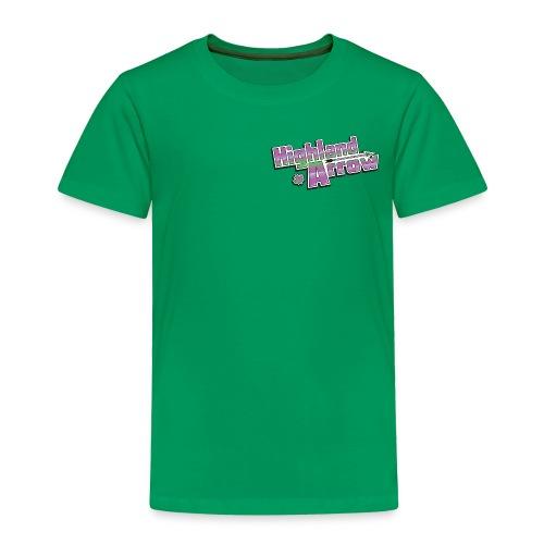 Men's HA Logo Tee - Toddler Premium T-Shirt