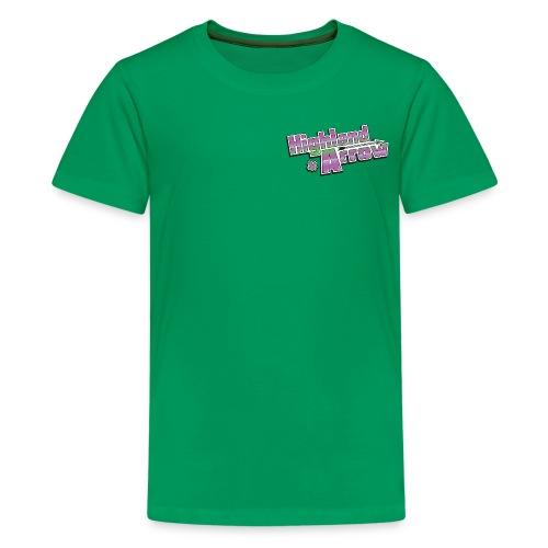 Men's HA Logo Tee - Kids' Premium T-Shirt