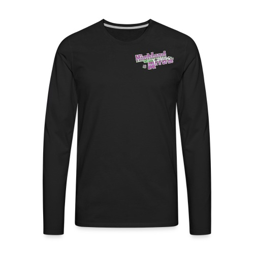 Men's HA Logo Tee - Men's Premium Long Sleeve T-Shirt