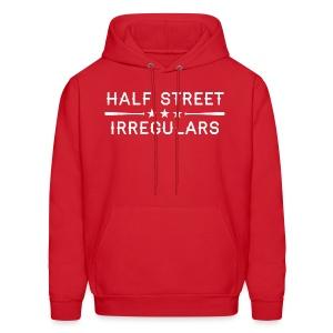 HSI Industrial - Men's Red Sweatshirt - Men's Hoodie