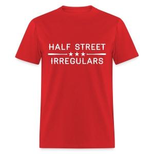 HSI Industrial - Men's Red Sweatshirt - Men's T-Shirt