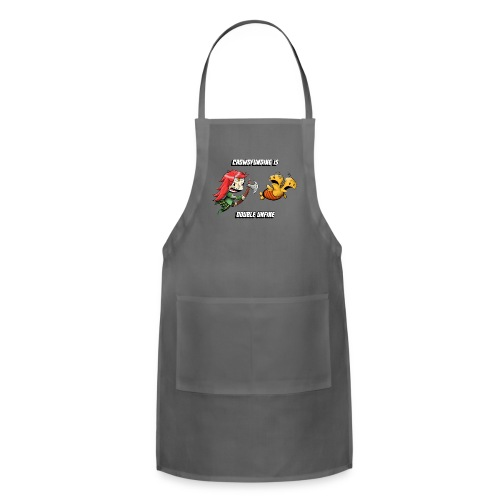 Women's Double Unfine Tee - Adjustable Apron