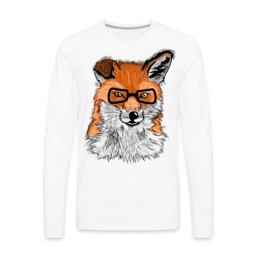 SlyFox - Men's Premium Long Sleeve T-Shirt