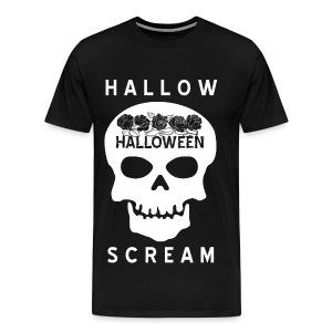 Halloween Roses - Men's Premium T-Shirt