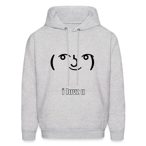 ( ͡° ͜ʖ ͡°) Look at dat booty - Men's Hoodie