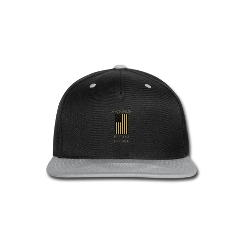 Sacrifice - Snap-back Baseball Cap