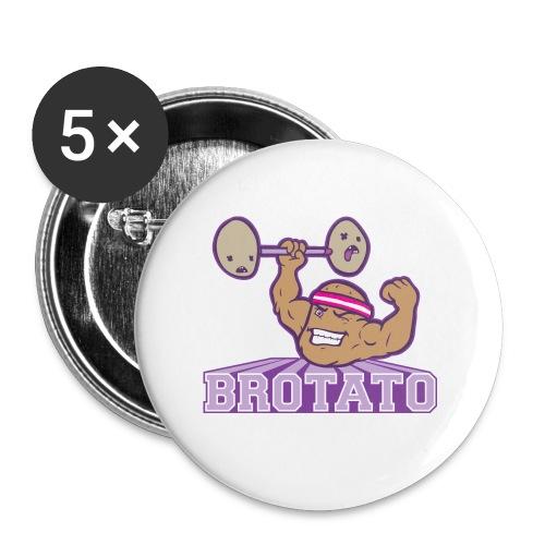 Brotato (Premium Quality) - Large Buttons