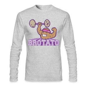 Brotato (Premium Quality) - Men's Long Sleeve T-Shirt by Next Level