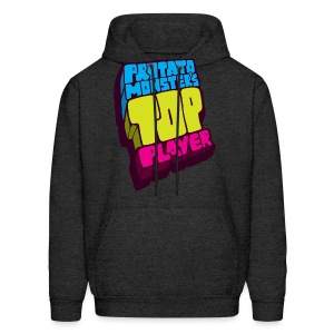 Top Player (Premium Quality) - Men's Hoodie