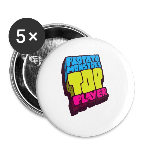 Top Player (Premium Quality) - Large Buttons
