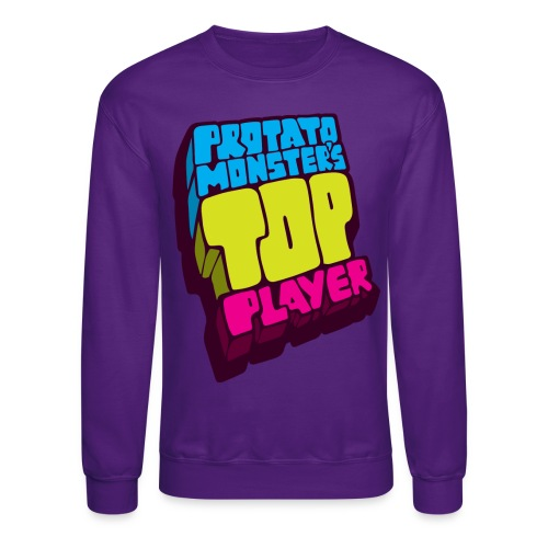 Top Player (Premium Quality) - Crewneck Sweatshirt