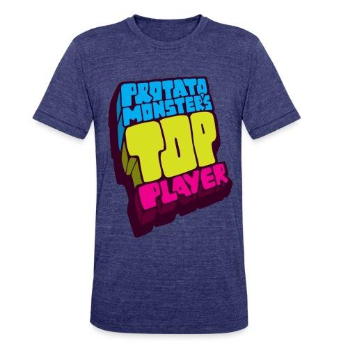 Top Player (Premium Quality) - Unisex Tri-Blend T-Shirt