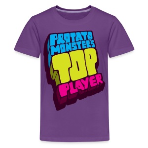 Top Player (Premium Quality) - Kids' Premium T-Shirt