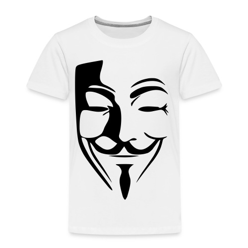 Anonymous Kid T-shirt  - Toddler Premium T-Shirt