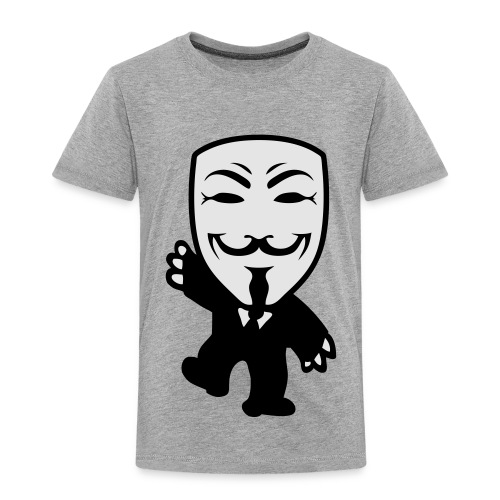 Anonymous Kid hoodie - Toddler Premium T-Shirt