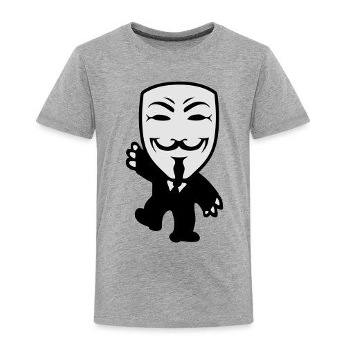 Anonymous Kid hoodie - Toddler Premium T-Shirt