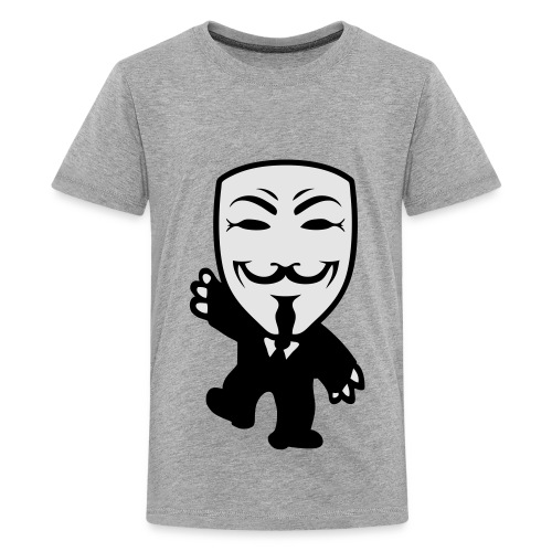 Anonymous Kid hoodie - Kids' Premium T-Shirt
