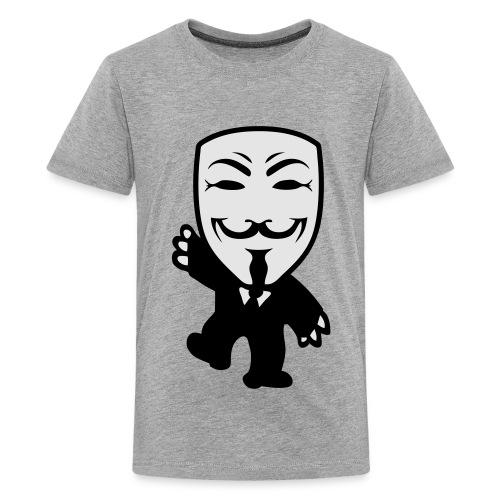 Anonymous Kid hoodie - Kids' Premium T-Shirt
