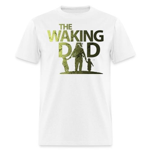 the walking dad - Men's T-Shirt