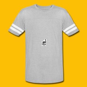 I AM THE PACK water bottle - Vintage Sport T-Shirt