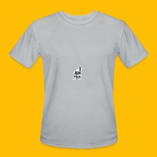 I AM THE PACK water bottle - Men's Moisture Wicking Performance T-Shirt