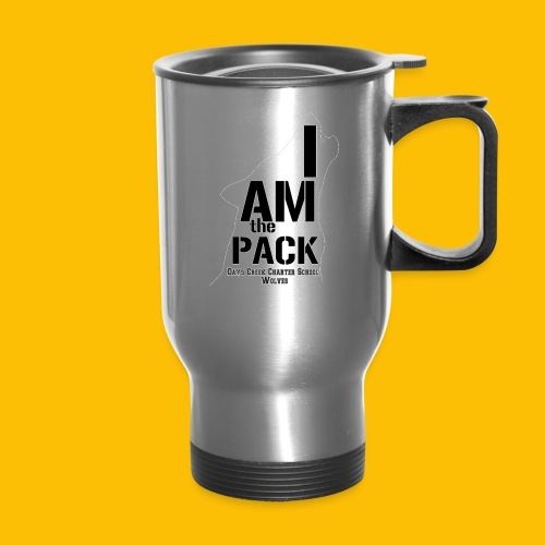 I AM THE PACK water bottle - Travel Mug