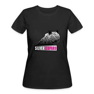 SilverLeopard Logo (OLD) - Women's 50/50 T-Shirt