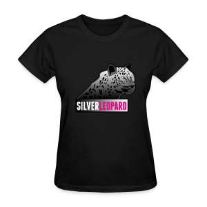 SilverLeopard Logo (OLD) - Women's T-Shirt