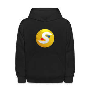 SilverLeopard Coin Logo (NEW) (Alternate) - Kids' Hoodie
