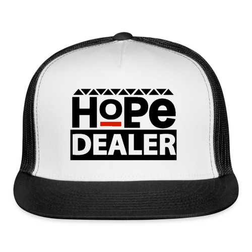 Men's Hope Dealer Tee - Trucker Cap