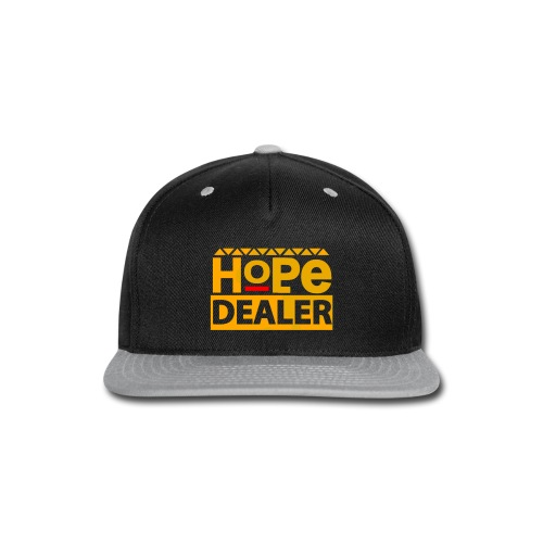 Women's Hope Dealer Hoodie - Snap-back Baseball Cap