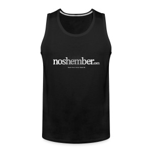 Real Men Grow Beards Dudes T - Men's Premium Tank