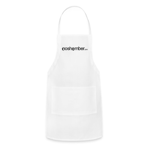 Noshember Dudes T - Adjustable Apron