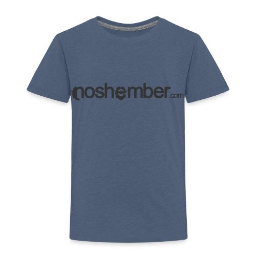 Noshember Dudes T - Toddler Premium T-Shirt