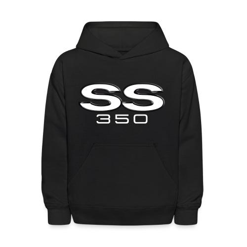 Chevy SS350 emblem - Kids' Hoodie