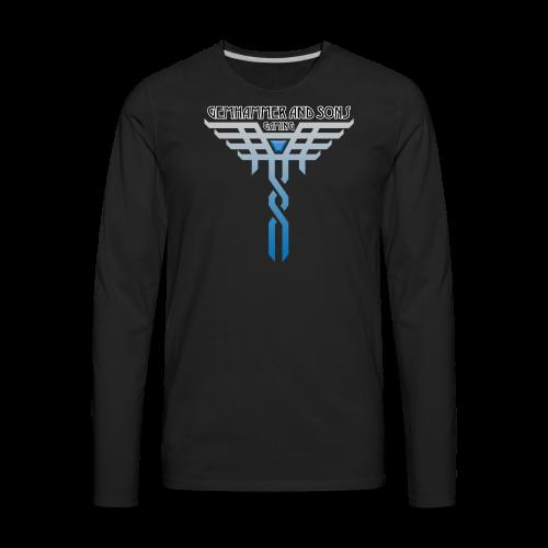 Gemhammer & Sons - Men's Premium Long Sleeve T-Shirt