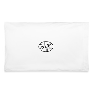 B.F. Avery Model A emblem - Pillowcase