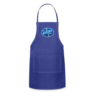 B.F. Avery Model A emblem - Adjustable Apron
