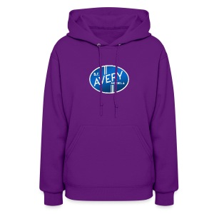 B.F. Avery Model A emblem - Women's Hoodie