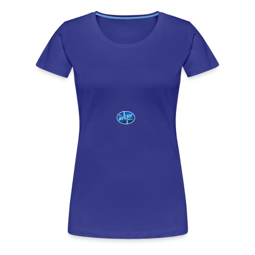 B.F. Avery Model A emblem - Women's Premium T-Shirt