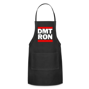 Madstalin's DMT RON (Dammit Ron) Tee - Adjustable Apron