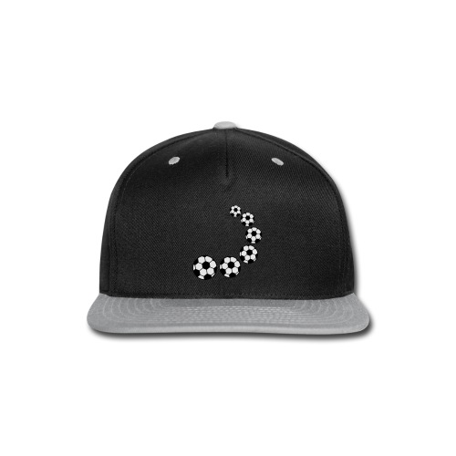 SOCCERTEST - Snap-back Baseball Cap