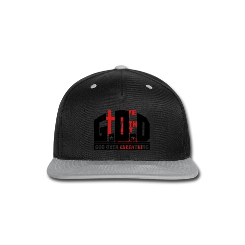 SPORTS GYM BAG - Snap-back Baseball Cap